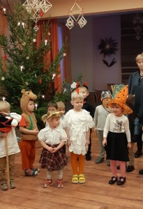 """Ziemassvētki """"Bitītēs"""""""